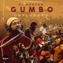 Pj Morton / Gumbo Unplugged (Recorded Live At Power Station Studios) 【CD】