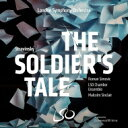 Composer: Sa Line - Stravinsky ストラビンスキー / 『兵士の物語』 LSO室内アンサンブル、マルコム・シンクレア(語り) 輸入盤 【SACD】