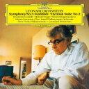 作曲家名: Ra行 - Bernstein バーンスタイン / 交響曲第3番『カディッシュ』、『ディバック』第2組曲 レナード・バーンスタイン&イスラエル・フィル、モンセラート・カバリエ、ニューヨーク・フィル、他 【Hi Quality CD】