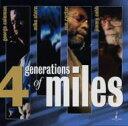 艺人名: R - 【送料無料】 Ron Carter / Jimmy Cobb / George Coleman / Mike Stern / 4 Generations Of Miles 輸入盤 【CD】