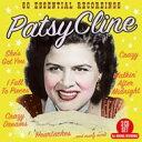 Artist Name: P - Patsy Cline / 60 Essential Recordings 輸入盤 【CD】