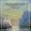 作曲家名: Ma行 - Mendelssohn メンデルスゾーン / 弦楽四重奏曲第1番、4つの小品、他 ミンゲ四重奏団 輸入盤 【CD】