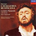Mascagni マスカーニ / Cavalleria Rusticana: Pavarotti, Gavazzeni / National.po 輸入盤 【CD】