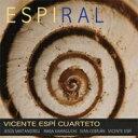艺人名: V - 【送料無料】 Vicente Espi / Espiral 輸入盤 【CD】