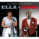 藝人名: E - Ella Fitzgerald/Louis Armstrong / Ella & Louis 輸入盤 【CD】