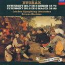 Composer: Ta Line - Dvorak ドボルザーク / ドヴォルザーク:交響曲第7番、第8番 イシュトヴァン・ケルテス 【CD】
