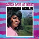 艺人名: B - Barbara Acklin / Seven Days Of Night 【CD】