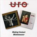 U.F.O. ユーエフオー / Making Contact / Misdemeanor 輸入盤 【CD】