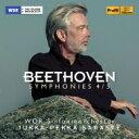 作曲家名: Ha行 - 【送料無料】 Beethoven ベートーヴェン / 交響曲第5番『運命』、第4番 ユッカ=ペッカ・サラステ&ケルンWDR交響楽団 輸入盤 【CD】