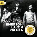Artist Name: E - Emerson Lake&Palmer (ELP) エマーソンレイク&パーマー / Lucky Man (2CD) 輸入盤 【CD】