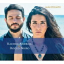 Artist Name: R - 【送料無料】 Rachele Andrioli / Rocco Nigro / Maletiempu 輸入盤 【CD】