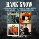 Artist Name: H - Hank Snow / Railroad Man / Sings In Memory Of Jimmie Rodgers / Tracks & Trains / Jimmie Rodgers Story 輸入盤 【CD】