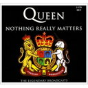 Artist Name: Q - 【送料無料】 Queen クイーン / Nothing Really Matters: The Legendary Broadcasts (3CD) 輸入盤 【CD】