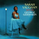 Artist Name: S - Sarah Vaughan サラボーン / Sings George Gershwin (2CD) 輸入盤 【CD】