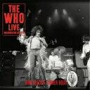 【送料無料】 The Who フー / Live Washington Dc 1973 King Biscuit Flower Hour 輸入盤 【CD】
