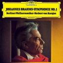 作曲家名: Ha行 - Brahms ブラームス / 交響曲第1番、ハイドンの主題による変奏曲 ヘルベルト・フォン・カラヤン&ベルリン・フィル(1977&78、1964) 【SHM-CD】