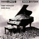 Artist Name: D - 【送料無料】 David Lopato / Inside Outside 輸入盤 【CD】