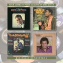 Artist Name: C - 【送料無料】 Charley Pride / Best Of / Best Of 2 / Best Of 3 / Greatest Hits 輸入盤 【CD】