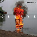 Artist Name: T - 【送料無料】 Therapy / Cleave 輸入盤 【CD】