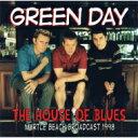 艺人名: G - Green Day グリーンデイ / House Of Blues 輸入盤 【CD】