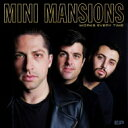Mini Mansions / Works Every Time (Colored Vinyl) 【LP】