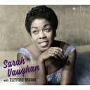 艺人名: S - Sarah Vaughan / Clifford Brown / Sarah Vaughan With Clifford Brown 輸入盤 【CD】
