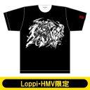モンスターストライク 墨絵 Tシャツ XL(ミロク進化)【Loppi・HMV限定】 【OTHER】