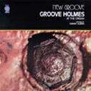 "Artist Name: R - Richard Holmes (Richard ""Groove"" Holmes) リチャードホルムズ / New Groove 【CD】"