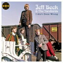 Yardbirds / Jeff Beck / I Ain't Done Wrong (アナログレコード / Replay) 【LP】