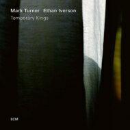 Ethan Iverson / Mark Turner / Temporary Kings (180グラム重量盤レコード / ECM) 【LP】