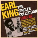 Artist Name: E - Earl King / Singles Collection 1953-62 輸入盤 【CD】