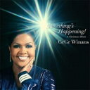 藝人名: C - Cece Winans シーシーワイナンズ / Something's Happening - A Christmas Album 輸入盤 【CD】