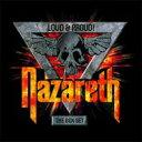 Artist Name: N - 【送料無料】 Nazareth ナザレス / Loud & Proud!: Anthology (32CD+LP×4+7インチレコード×3) 輸入盤 【CD】