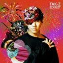 日本流行音乐 - 【送料無料】 TAK-Z / SCARLET 【CD】