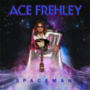 Artist Name: A - 【送料無料】 Ace Frehley エースフレーリー / Spaceman 輸入盤 【CD】