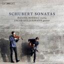 作曲家名: Sa行 - 【送料無料】 Schubert シューベルト / アルペジョーネ・ソナタ、ヴァイオリン・ソナタ、ソナチネ デュオ・KeMi(ヴァイオリン&ギター) 輸入盤 【SACD】