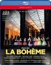 Puccini プッチーニ / 『ボエーム』全曲 ジョーンズ演出、パッパーノ&コヴェント・ガーデン王立歌劇場、マイケル・ファビアーノ、ニコール・カー、他(2017 ステレオ)(日本語字幕付) 【BLU-RAY DISC】