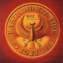 Artist Name: E - Earth Wind And Fire アースウィンド&ファイアー / Best Of Vol.1 輸入盤 【CD】