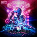 Artist Name: M - Muse ミューズ / Simulation Theory (11曲)  輸入盤 【CD】