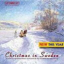 Chamber Music - 【送料無料】 Christmas In Sweden: V / A 輸入盤 【CD】