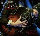 藝人名: H - 畑ひろし / Trio Live! Featuring Lewis Nash 【CD】