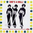 She's A Doll: Warner Bros Feminine Side 輸入盤 【CD】
