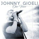 藝人名: J - 【送料無料】 Johnny Gioeli / One Voice 【CD】