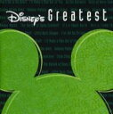 ディズニー / Disney's Greatest Vol.2 輸入盤 【CD】