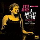 藝人名: E - 【送料無料】 Etta Jones エッタジョーンズ / Soulful Sunday: Live At The Left Bank 輸入盤 【CD】