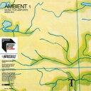 Brian Eno ブラインイーノ / Ambient 1: Music For Airports (2枚組 / 45回転 / 180グラム重量盤レコード) 【LP】