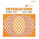 藝人名: S - Sonny Stitt / Zoot Sims / Inter-action 【CD】