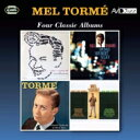 Artist Name: M - Mel Torme メルトーメ / Four Classic Albums (2CD) 輸入盤 【CD】