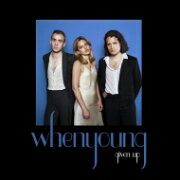 Whenyoung / Given Up (Colored Vinyl) 【LP】