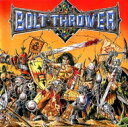 藝人名: B - 【送料無料】 Bolt Thrower ボルトスロワー / War Master (Full Dynamic Range Digipak) 輸入盤 【CD】